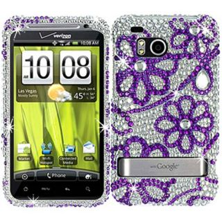 Rhinestone Bling Case Cover for HTC Incredible Thunderbolt 6400 1