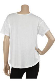 Elizabeth and James Sheer cotton T shirt   50% Off
