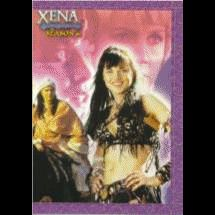 Xena Warrior Princess Season 6 Rittenhouse 2001 Complete Card Set Lucy