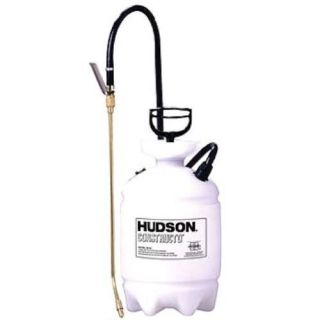 Hudson 2 Gallon Constructo Heavy Duty Poly Tank Pump Sprayer
