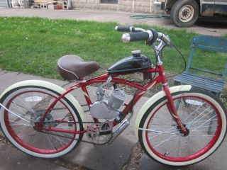 Motorized 24 Huffy Cranbrook