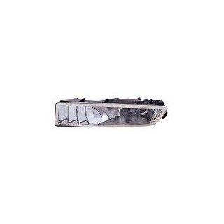 99 03 Acura TL Fog Light Assembly ~ Right (Passenger Side, RH)  99