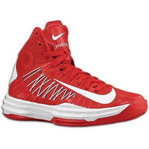 Nike Hyperdunk   Womens   Basketball   Shoes   Gym Red/White