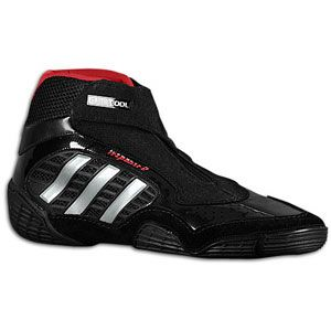adidas Response Wrestling II   Mens   Wrestling   Shoes   Black