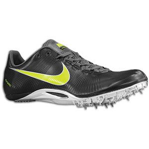 Nike Zoom Ja Fly   Mens   Track & Field   Shoes   Black/Volt/Dark