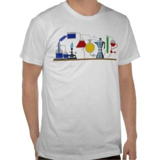 Robert Bunsens 200th Birthday, Basic AA Tee