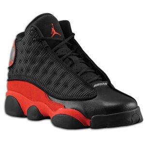 Jordan Retro 13   Boys Grade School   Basketball   Shoes   Black
