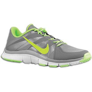 Nike Free Trainer 5.0   Mens   Cool Grey/White/Challenge Red/Electric