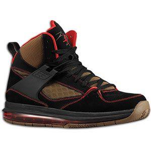 Jordan Flight 45 Max   Mens   Basketball   Shoes   Black/Gym Red