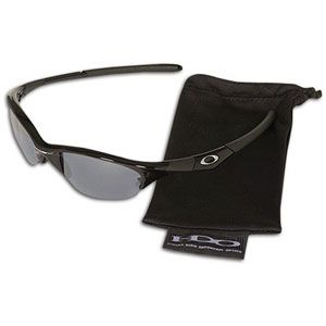 Oakley Half Jacket Sunglasses   Baseball   Accessories   Jet Black