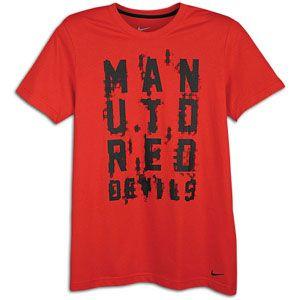 Nike Core Soccer T Shirt   Mens   Soccer   Fan Gear   Manchester