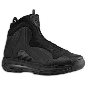 Nike 1 95 Posite Max   Mens   Casual   Shoes   Black/Metallic Silver
