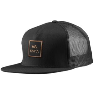 RVCA All The Way Trucker Snapback Cap   Mens   Skate   Clothing