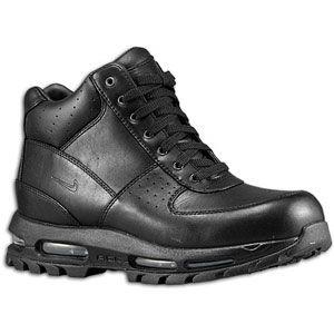 Nike ACG Air Max Goadome   Mens   Casual   Shoes   Black/Black