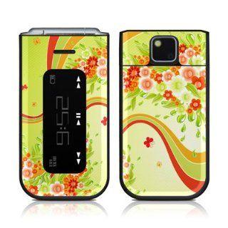 Flower Splash Design Decal Skin Sticker for the Nokia