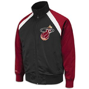 Mitchell & Ness NBA Cornerman Track Jacket   Mens   Basketball   Fan