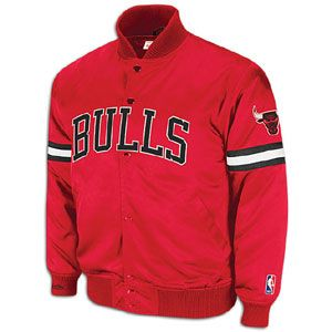 Mitchell & Ness NBA Back Up Satin Jacket   Mens   Basketball   Fan