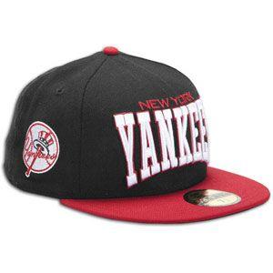 New Era MLB Pro Arch Cap   Mens   Baseball   Fan Gear   Yankees