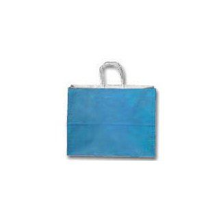 LAGOON BLUE Paper Gift Bags Set of 10