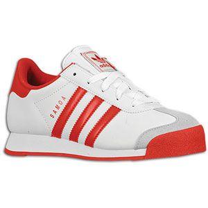 adidas Originals Samoa   Boys Preschool   Soccer   Shoes   White