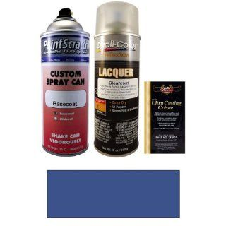 Blue Spray Can Paint Kit for 1978 Volvo All Models (121) Automotive