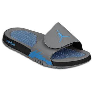 Jordan Hydro 5 Retro   Mens   Matte Silver/University Blue/Black