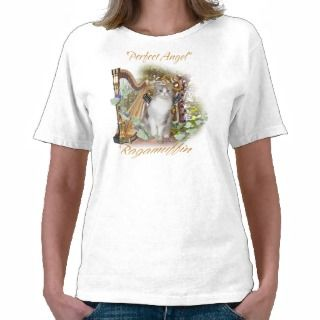 Ragamuffin Perfect Angel Tshirts