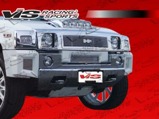 2003 2009 Hummer H2 4DR Bossini Driving Light Mounting Housing by Vis