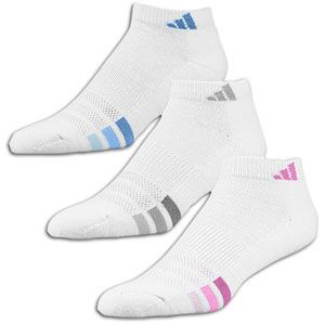 adidas Variegrated 3 Pack Low Sock   Womens   Training   Accessories