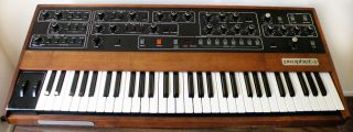 Circuits Prophet 5   COLLECTORS ITEM   Owned by PAUL HUMPHREYS of OMD