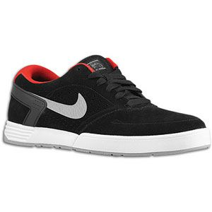 Nike Paul Rodriguez 6   Mens   Skate   Shoes   Black/White/Medium