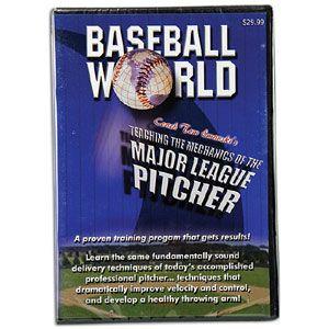 Baseball World Pitching DVD   Baseball   Sport Equipment