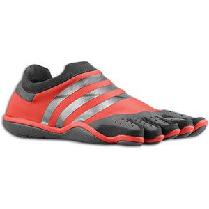 adidas adipure Barefoot Trainer   Mens   Training   Shoes   Red/Black