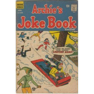 Archies Joke Book No. 123 Archie Comic Publications