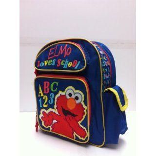 Sesame Street Elmo 123 ABC Toddler Backpack Toys & Games