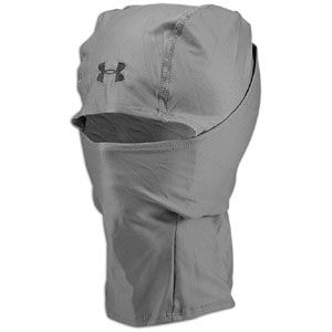 Under Armour Coldgear Hood   Mens   Football   Clothing   Graphite
