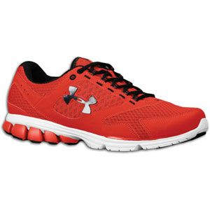 Under Armour Assert 2   Mens   Running   Shoes   Red/White/Metallic