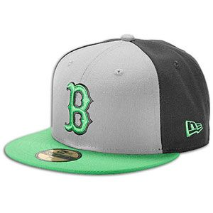New Era MLB 59fifty Tri Pop Cap   Mens   Boston Red Sox   Grey/Island