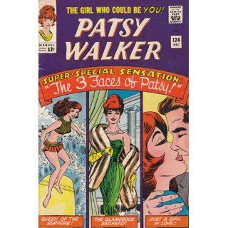 Patsy Walker #124 Back Issue Comic Book (Dec 1965) Very