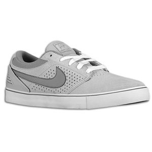 Nike P. Rod 5 LR   Mens   Skate   Shoes   Strata Grey/White/Sport