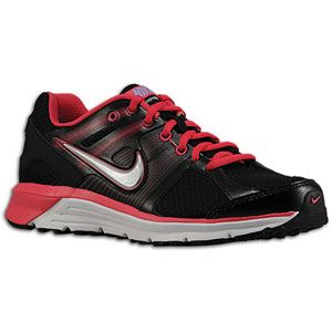 Nike Anodyne DS   Womens   Running   Shoes   Black/White/Metallic