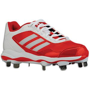 adidas Abbott Pro Metal 2   Womens   University Red/White/University