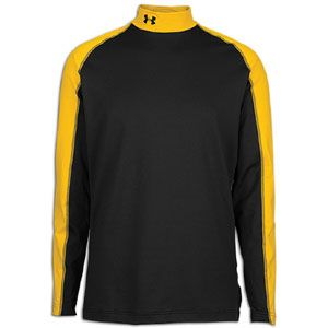 Under Armour Coldgear Competition Fitted Mock   Mens   Training