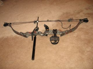 Hunting Archery Bow by Bear