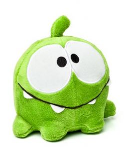 Cut The Rope OM Nom 8 Plush Set of 2 New