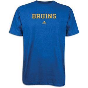 adidas College School Block T Shirt   Mens   UCLA Bruins   Strong