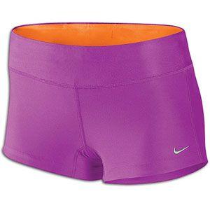 Nike Filament Boy Short   Womens   Running   Clothing   Magenta/Vivid