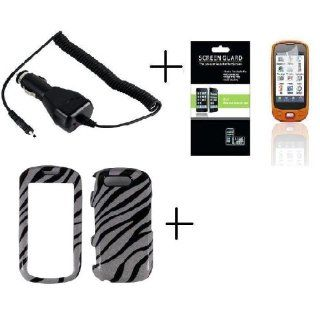 Black + Whie Zebra Premium Designer Hard Proecor Case