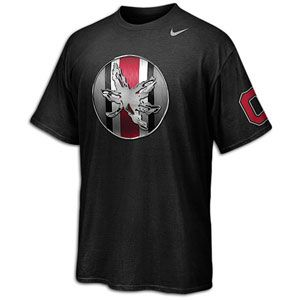 the Nike College Rivalry Logo T Shirt. This extremely comfortable 100