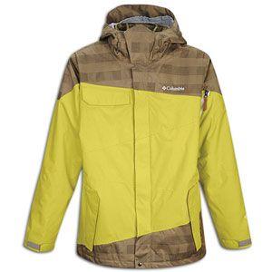 Columbia Hells Mountain Interchange Jacket   Mens   Casual   Clothing